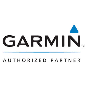 Garmin authorized partner logo